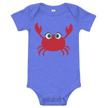 Load image into Gallery viewer, Crab Kritter Onesie - Kritter Haus