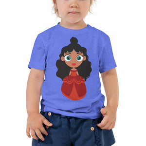 Kritter Christmas Princess Toddler T-shirt - Kritter Haus