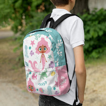 Load image into Gallery viewer, Kritter Mermaid Sea Backpack - Kritter Haus