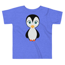 Load image into Gallery viewer, Penguin Kritter Toddler Tshirt - Kritter Haus