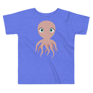 Octopus Kritter Toddler Tshirt