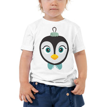 Load image into Gallery viewer, Kritter Christmas Penguin Ornament Toddler T-shirt