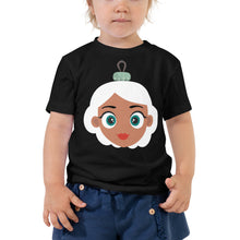 Load image into Gallery viewer, Kritter Christmas Mrs Claus Toddler T-shirt - Kritter Haus