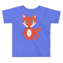 Load image into Gallery viewer, Fox Kritter Toddler Tshirt - Kritter Haus