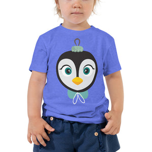 Kritter Christmas Penguin Ornament Toddler T-shirt