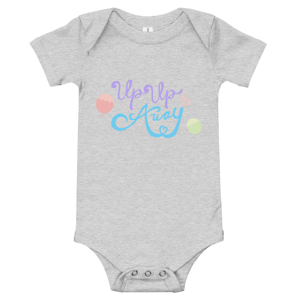 Up Up & Away Baby Bodysuit