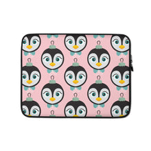 Load image into Gallery viewer, Kritter Christmas Penguin Ornament Laptop Sleeve - Kritter Haus
