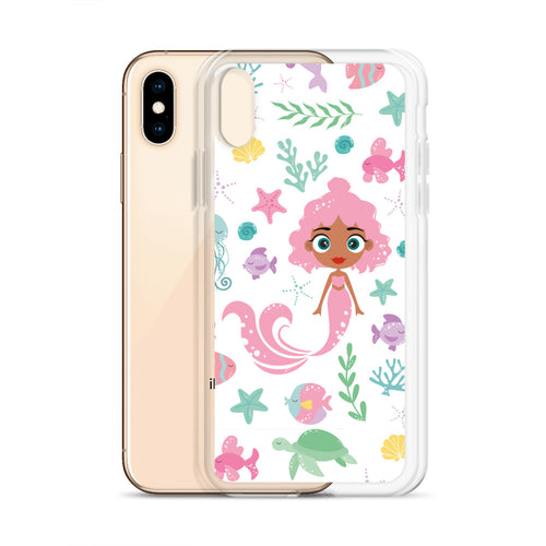 Kritter Mermaid Sea iPhone Case - Kritter Haus