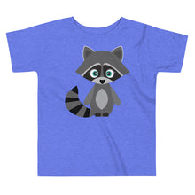 Load image into Gallery viewer, Raccoon Kritter Toddler Tshirt