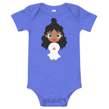 Load image into Gallery viewer, Kritter Christmas Angel Baby Bodysuit