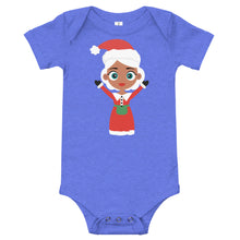 Load image into Gallery viewer, Kritter Christmas Mrs Claus Baby Bodysuit
