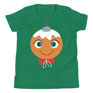 Kritter Christmas Gingerbread Kids T-Shirt - Kritter Haus