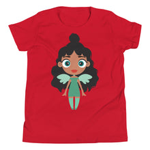 Load image into Gallery viewer, Kritter Christmas Fairy  Kids T-Shirt - Kritter Haus