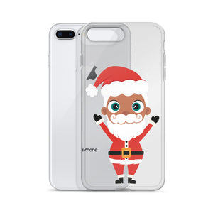 Kritter Christmas Santa iPhone Case - Kritter Haus