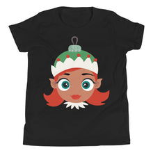 Load image into Gallery viewer, Kritter Christmas  Elf GIrl Kids T-Shirt