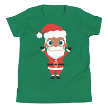 Load image into Gallery viewer, Kritter Christmas Santa Kids T-Shirt - Kritter Haus