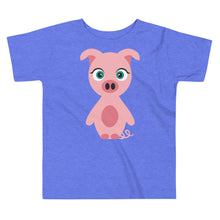 Load image into Gallery viewer, Pig Kritter Toddler Tshirt - Kritter Haus