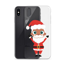 Load image into Gallery viewer, Kritter Christmas Santa iPhone Case - Kritter Haus