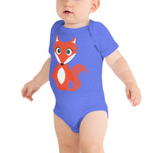 Load image into Gallery viewer, Fox Kritter Onesie - Kritter Haus