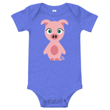 Load image into Gallery viewer, Pig Kritter Onesie - Kritter Haus