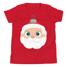 Load image into Gallery viewer, Kritter Christmas  Santa Ornament Kids T-Shirt - Kritter Haus