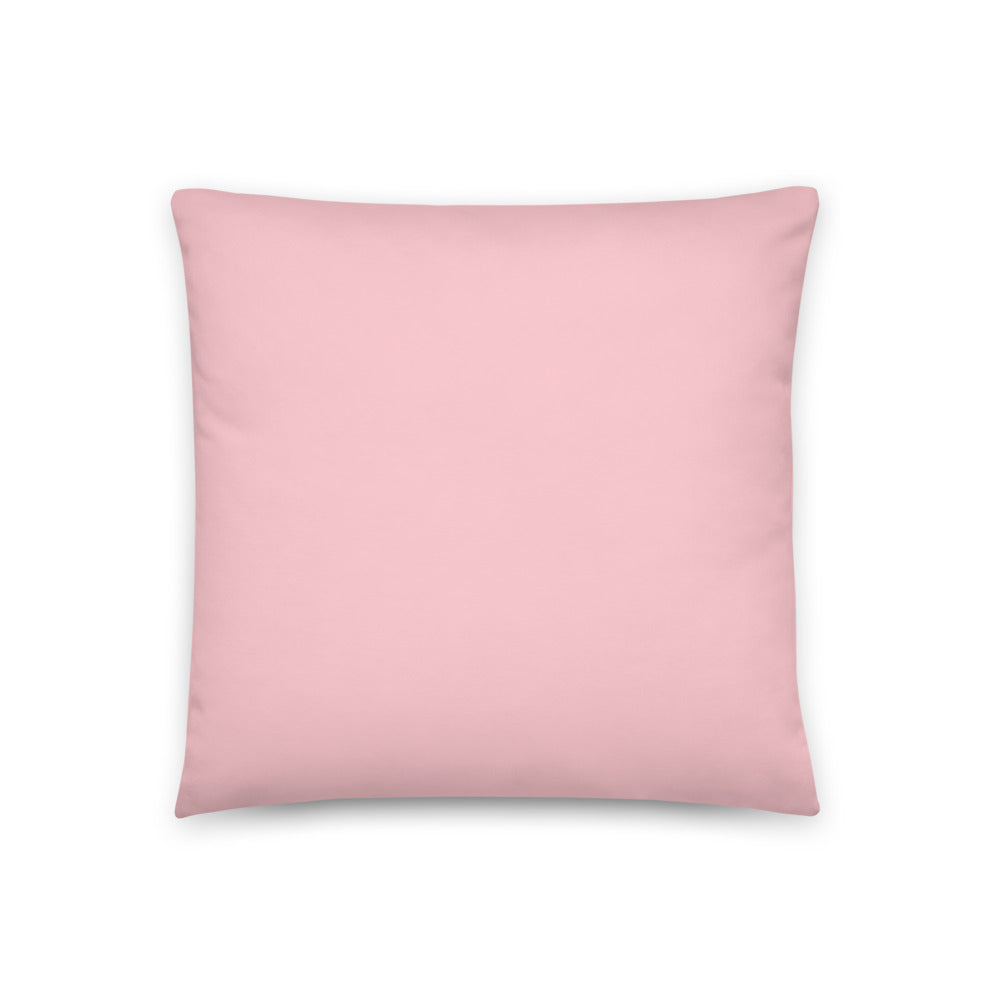 Kritter Christmas Mrs Claus Throw Pillow- Pink - Kritter Haus