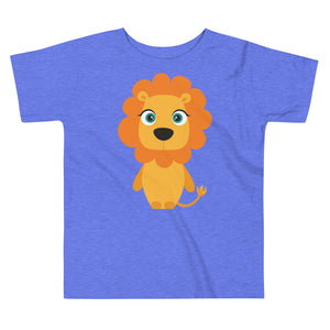Lion Kritter Toddler Tshirt