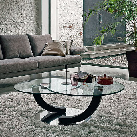 COBRA INOX COFFEE TABLE