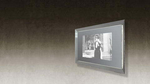 PRISMA SPECCIO TV MIRROR - Divine Design Center