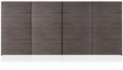 TECNO WOOD WARDROBE - Divine Design Center