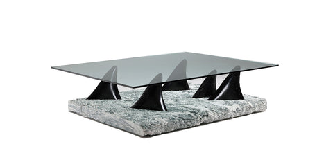 VIETATO BAGNARSI COFFEE TABLE - Divine Design Center