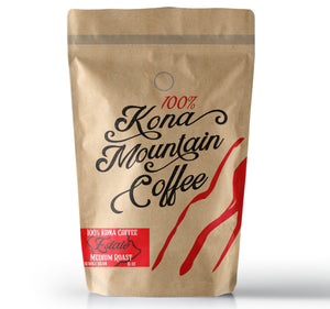 Hawaiian Hazelnut - Kona Mountain Coffee
