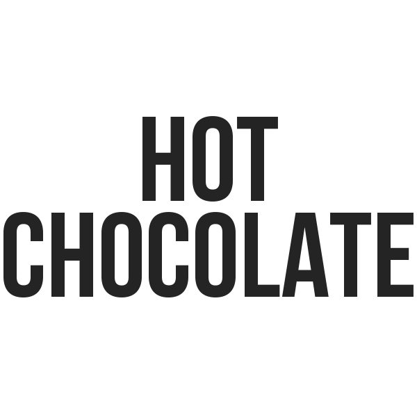HOT CHOCOLATE - Kona Mountain Coffee