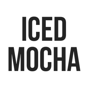 ICED MOCHA - Kona Mountain Coffee