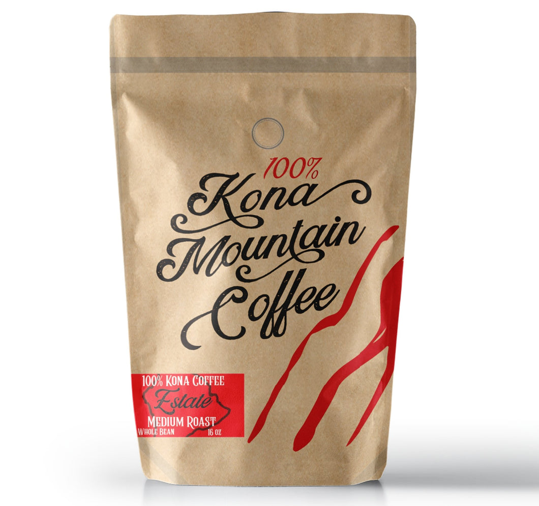 MacNilla - Kona Mountain Coffee