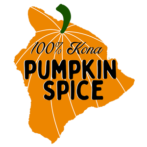 Pumpkin Spice Estate Coffee - Kona Mountain Coffee