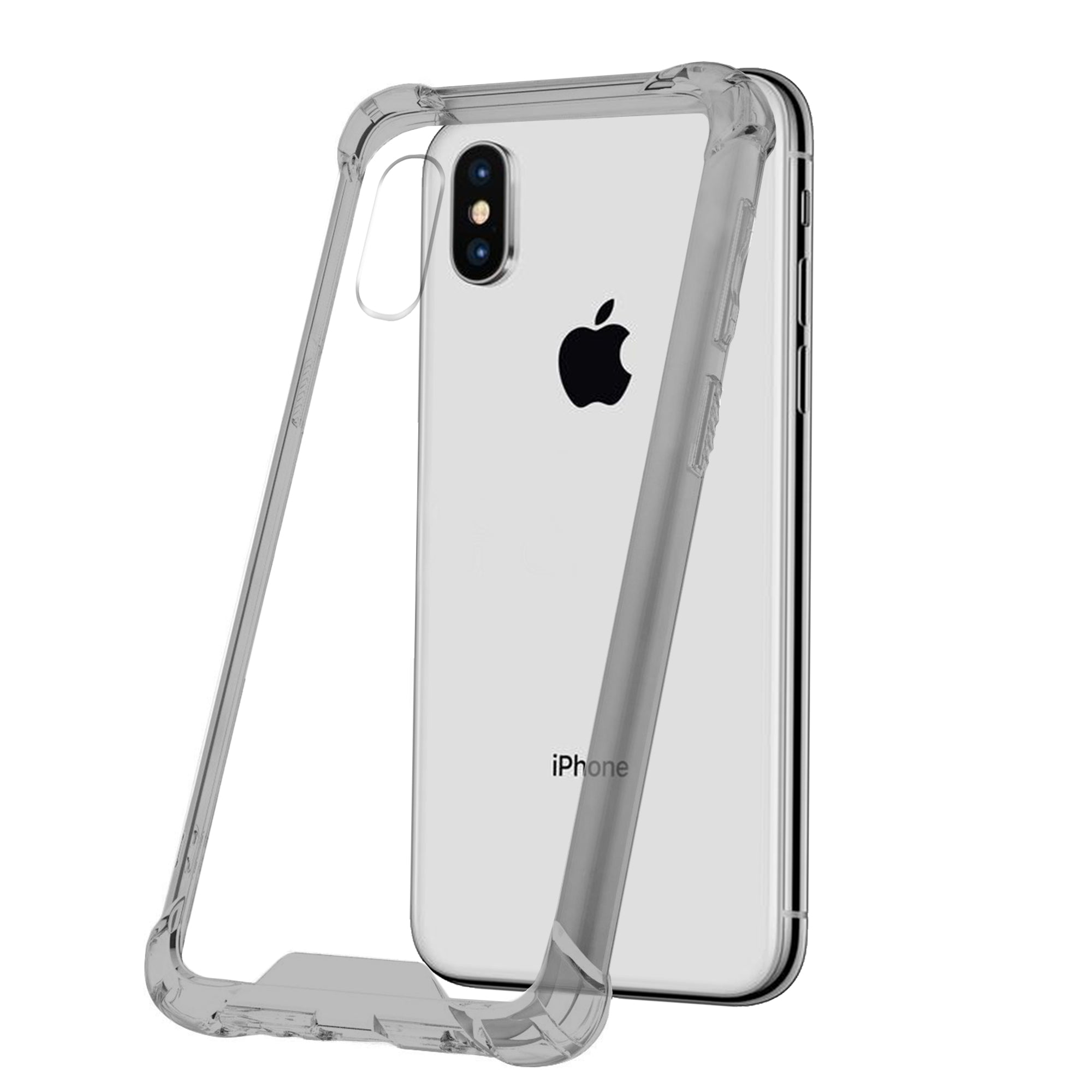 For-Apple-iPhone-Xs-Max-iPhone-Xs-Max-Black-TPU-Bumper-Case-Floral-Designs thumbnail 3