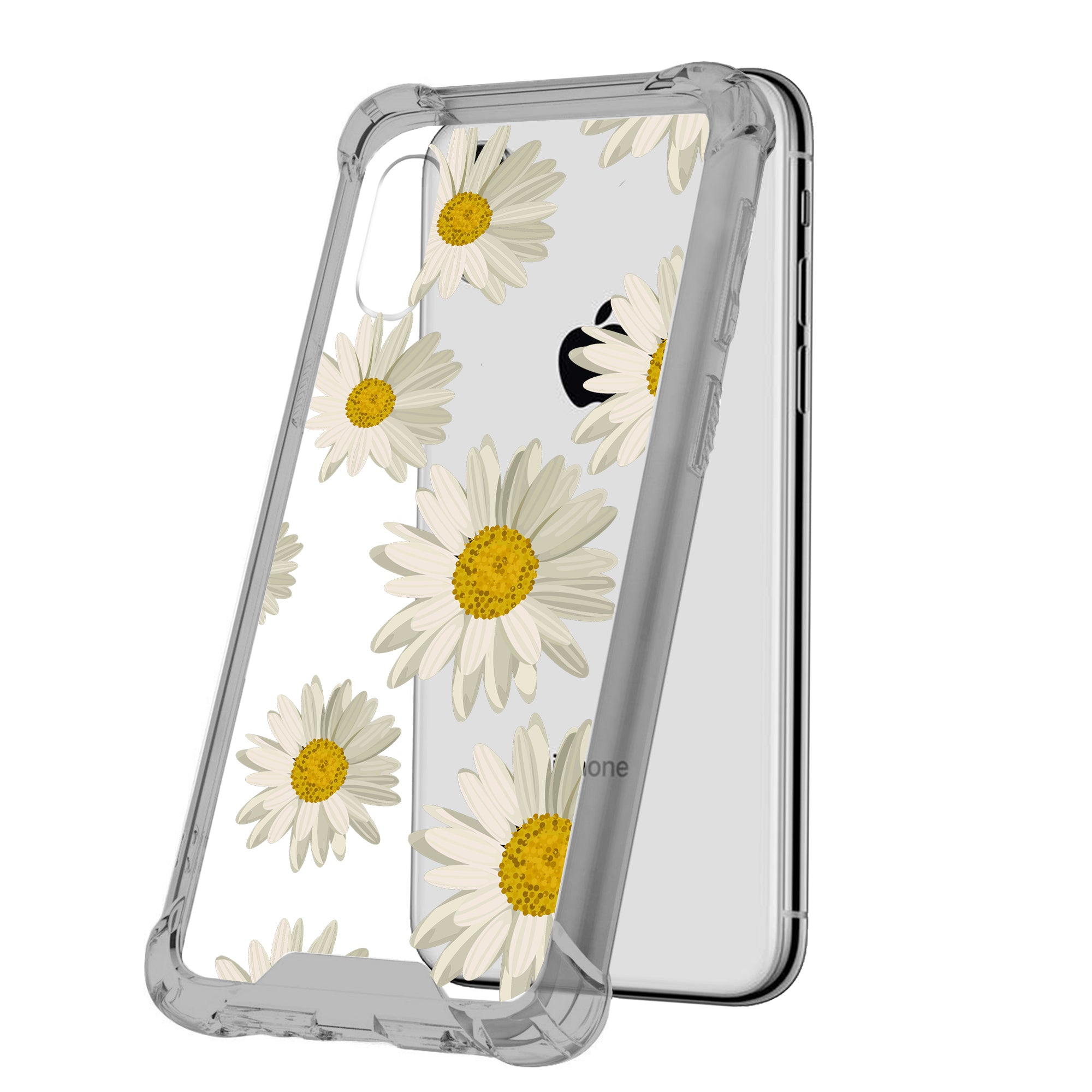For-Apple-iPhone-Xs-Max-iPhone-Xs-Max-Black-TPU-Bumper-Case-Floral-Designs thumbnail 11