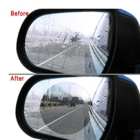 Atas Lifestyle 2 PCs Sideview Mirror Anti-Fog Film