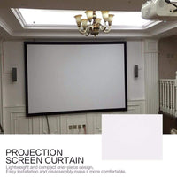 Atas Lifestyle 72 Inch Projector Screen Curtain