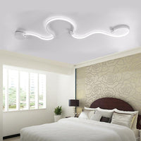 Atas Lifestyle Chandeliers cool white / white Octa Modern LED Light