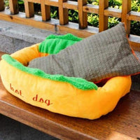 Atas Lifestyle M Hot Dog Dog Bed