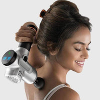 Atas Lifestyle Massage & Relaxation Phoenix A2 | Ultra Quiet Deep Tissue Muscle Massage Gun
