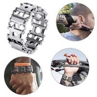 Going Sporting Store Outdoor Tools 25 in 1 Multi-Tool Bracelet