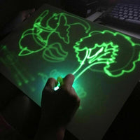 Lenzero Store Decorative Boards Fluorescent Drawing Board