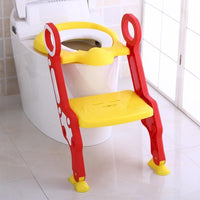 Superbaby 14 Store Горшки All-In-One Toddler Toilet Trainer Potty Seat With Step Ladder