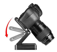 WINOTAR Store Tripod Heads Professional Camera Flex-Z Tilt & Pan Head