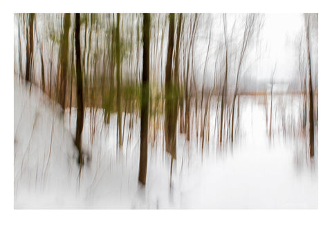 'Long Walk Home' - Intentional Camera Movement