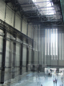 'Inside the Tate' - Blurred Lines