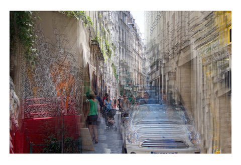 'The Marais' - Blurred Lines
